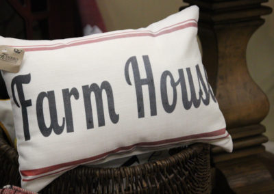 Kimbro Furniture pillow