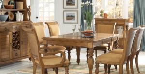 Kimbro's Furniture Dining room set