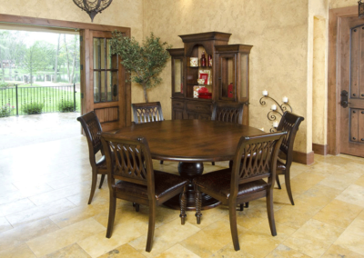 Kimbro's Furniture Palettes by Winesburg Dining