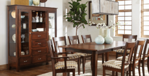 Kimbro Furniture Palettes by Winesburg Dining